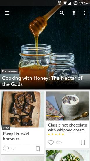 Kitchen Stories: рецепты