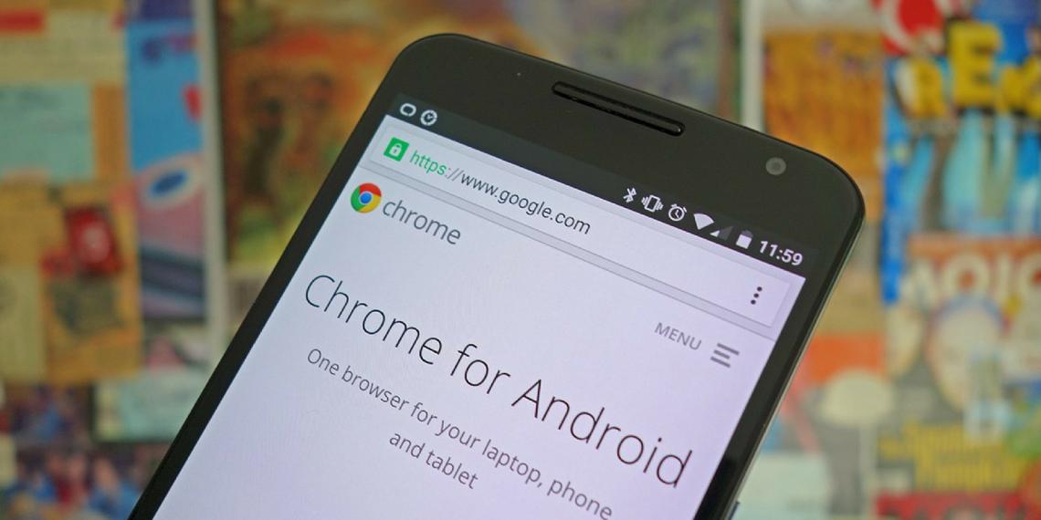 Как отключить рекомендации на стартовой странице Chrome для Android
