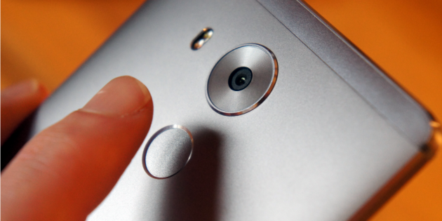 Как открывать уведомления и блокировать смартфон свайпом по сканеру отпечатков пальцев