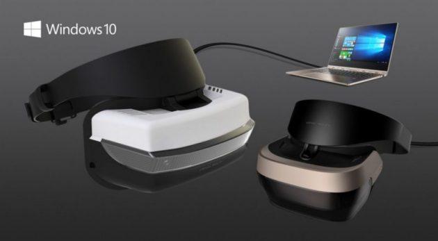 Windows 10 Event: VR