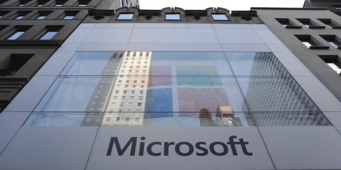 Microsoft Windows 10 Event за кадром: новые клавиатуры и мышь