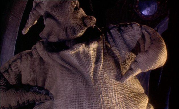 костюм на хеллоуин: уги-буги кошмар перед рождеством