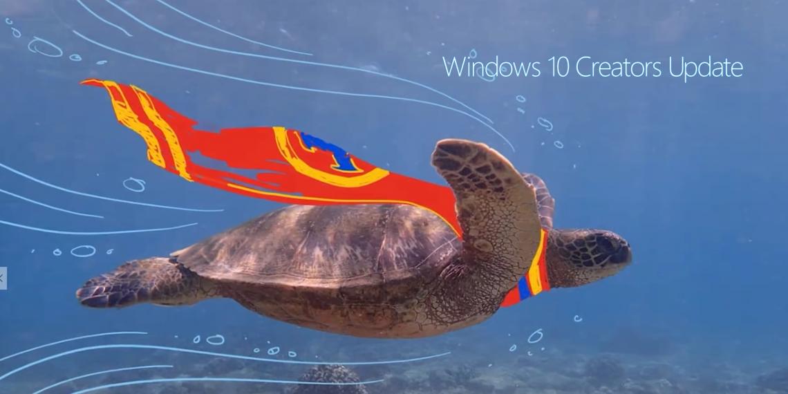 7 деталей Windows 10 Creators Update, о которых Microsoft не успела рассказать