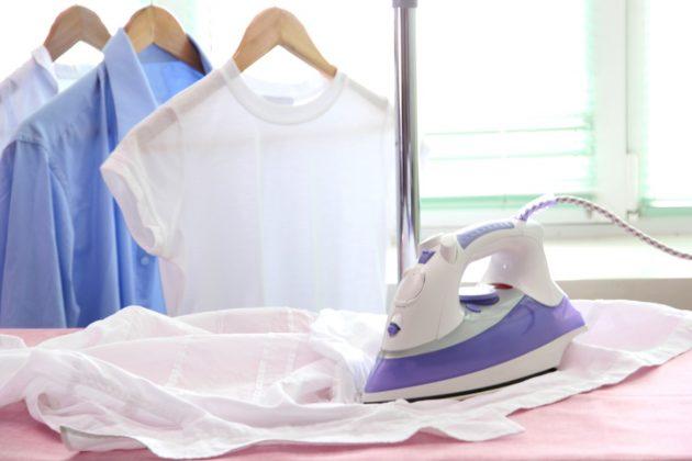 Как правильно гладить разные ткани