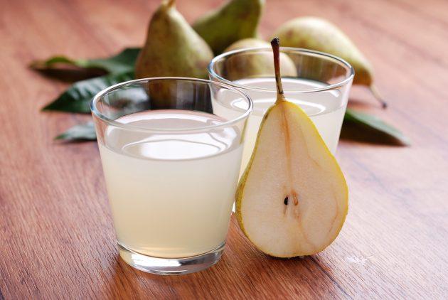 алкогольные настойки: ванильная груша