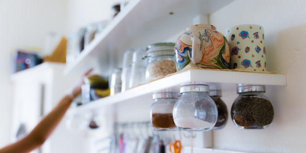 10 необычных способов воспользоваться кухонными принадлежностями