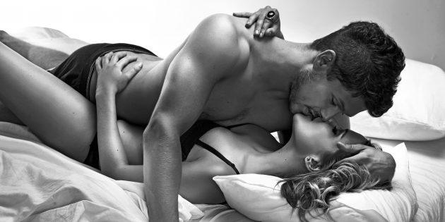 4 универсальных упражнения, которые поднимут ваш секс на новый уровень