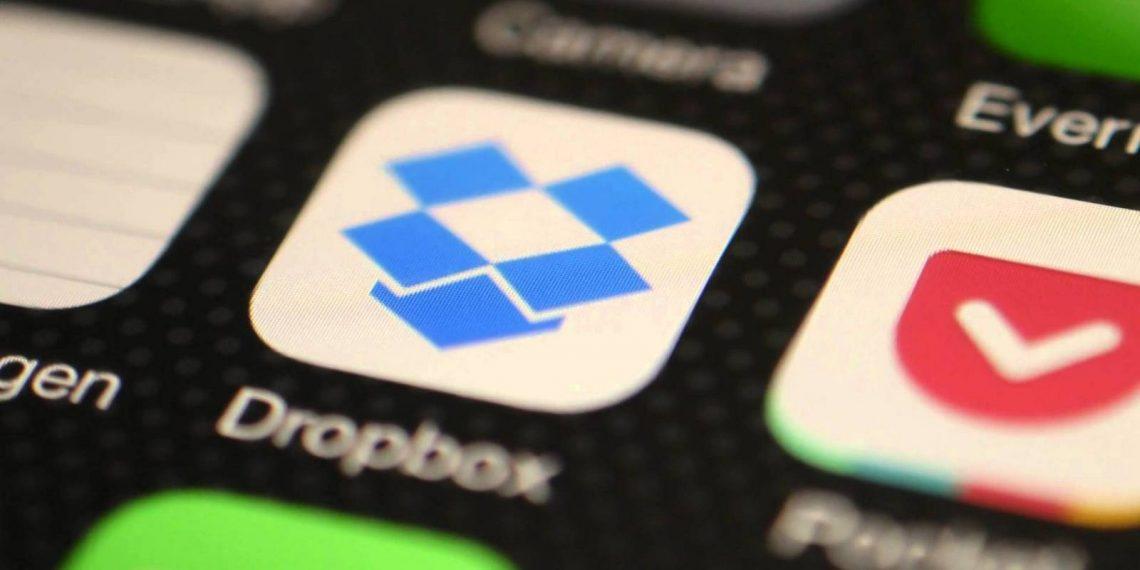 Крупное обновление Dropbox для iOS: подпись PDF-файлов прямо в приложении и удобный виджет