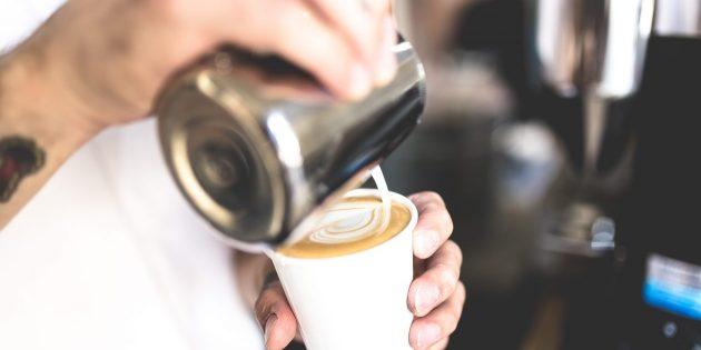 лучшее время для сна: кофе