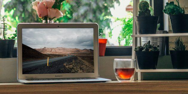 Дорожное настроение для вашего рабочего стола и экрана блокировки