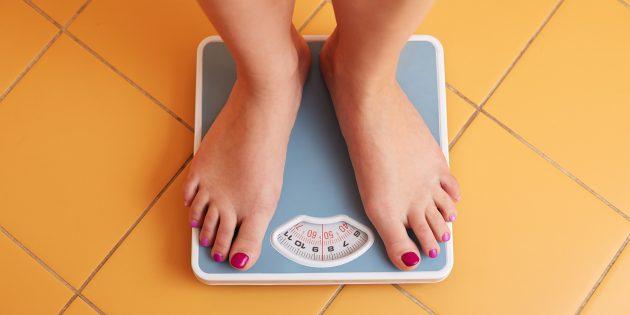Что на самом деле означает цифра на весах