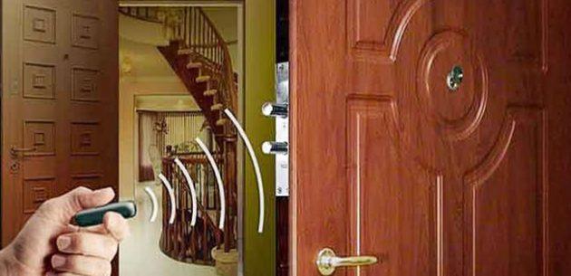 защита квартиры: замок-невидимка