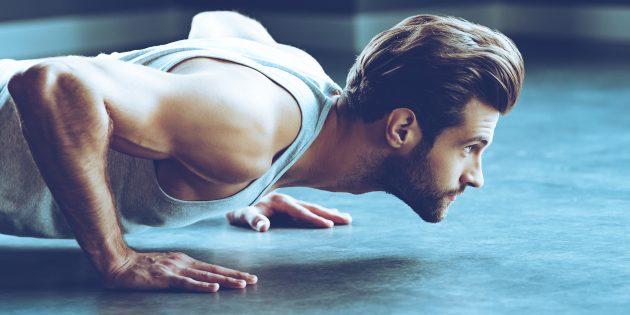 20-минутная табата для мышц кора