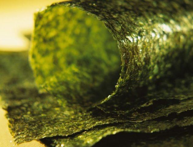 чем заменить соль: морская капуста