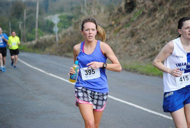 спорт при простуде: длительный бег