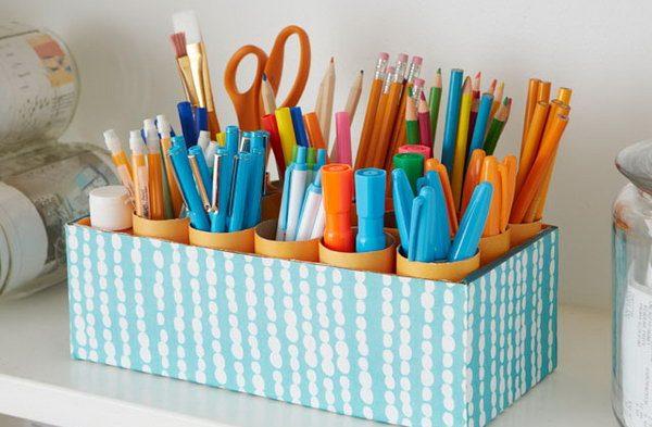 15 простых идей для хранения мелочей