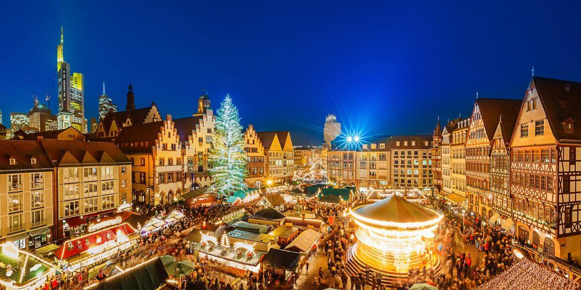 Куда поехать на новогодние каникулы: 5 сказочных мест