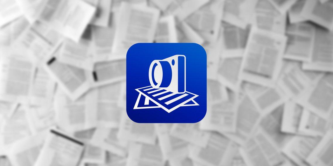 SharpScan — умный сканер документов для Android