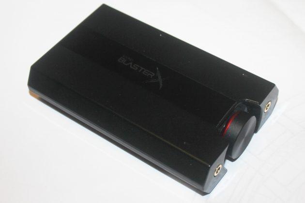 Обзор Creative Sound BlasterX G5: внешний вид