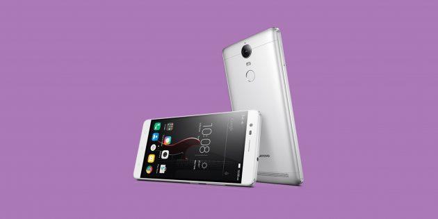 ОБЗОР: Lenovo K5 Note — крутой мультимедийный смартфон