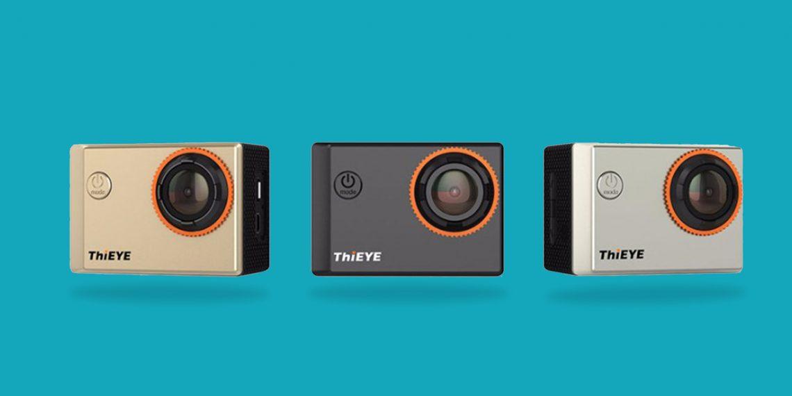 ОБЗОР: ThiEye i60 — недорогая экшен-камера для нормальных людей