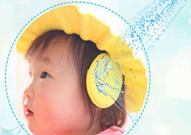 Козырёк для мытья головы ребёнка