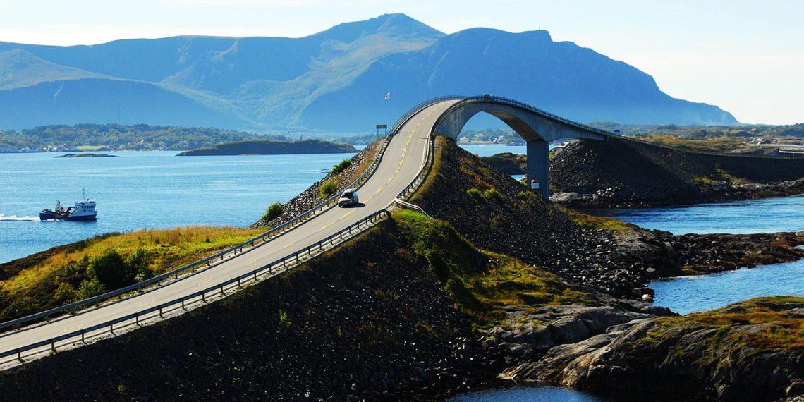 8 самых удивительных мостов в мире