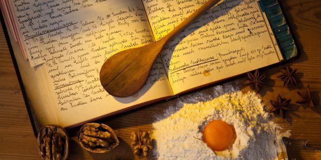 «Календарь рецептов» — поваренная книга на целую неделю в вашем Android