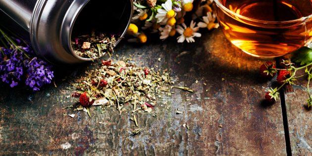 Как приготовить чай для похудения своими руками