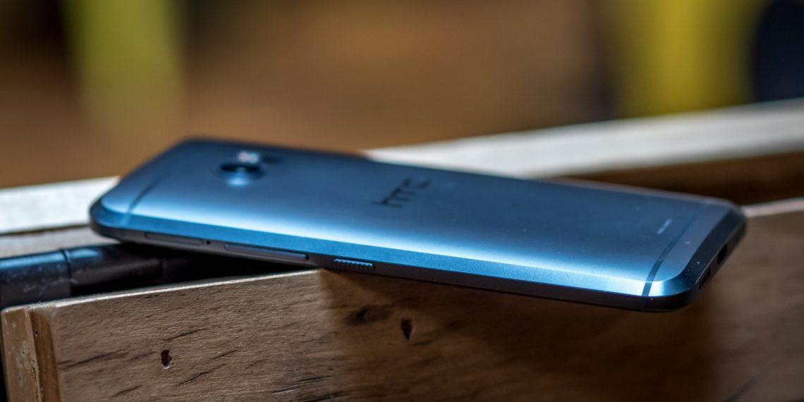 HTC Bolt — новый смартфон без разъёма 3,5 мм