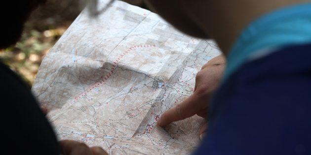 Как выбрать хороший туристический навигатор