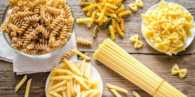 Как выбрать и правильно приготовить макароны
