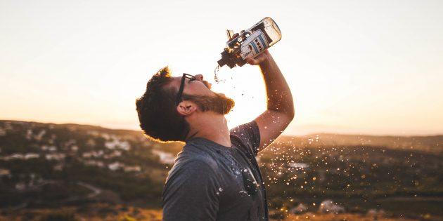 Продукты, которые заменят 8 стаканов воды в день