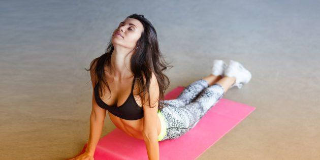 20-минутная тренировка, которая очень быстро сделает вас стройнее, сильнее, пластичнее