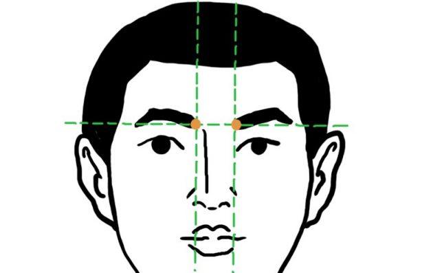 Как избавиться от головной боли за 5 минут: точки цуань-чжу