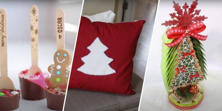 36 необычных подарков на Новый год, которые можно сделать своими руками