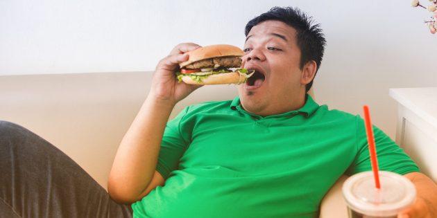 6 привычек, которые замедляют обмен веществ