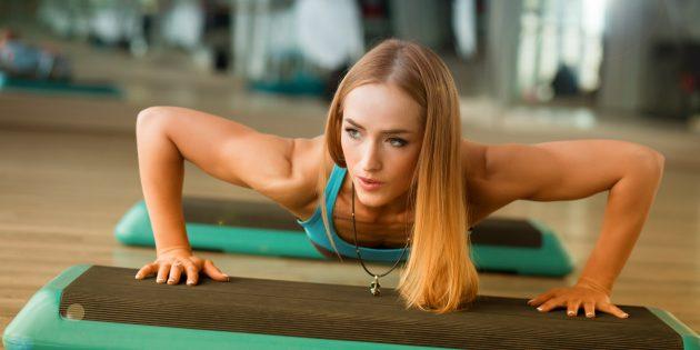 7-минутная высокоинтенсивная круговая тренировка, эффективно сжигающая жир