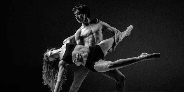 Тренировка для стройных и красивых ног от хореографа голливудских звёзд