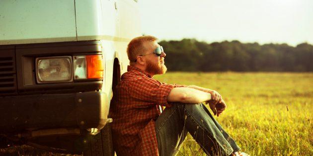 Как размять мышцы во время поездки: советы для водителей и пассажиров