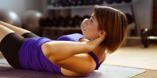 Как убрать живот с помощью одежды, диеты и упражнений
