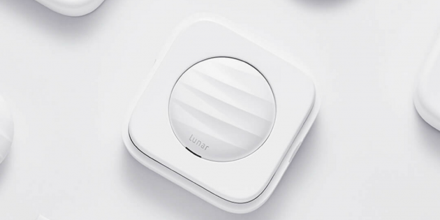 Lunar Smart Sleep Sensor cover