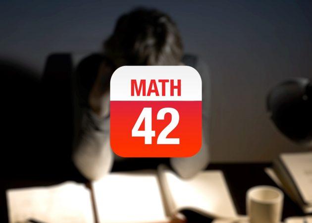 MATH 42 — приложение, способное объяснить математику даже убеждённым гуманитариям
