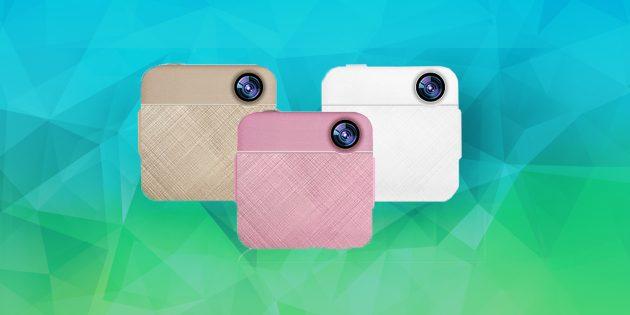 ОБЗОР: CubeCam Wearable Camera — миниатюрная носимая камера для трансляции живого видео