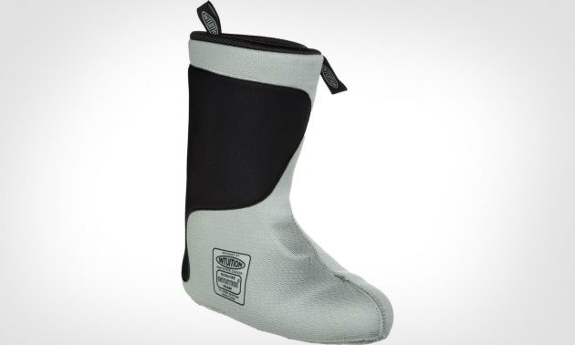 Горнолыжные ботинки: Внутренний сапожок из термопены