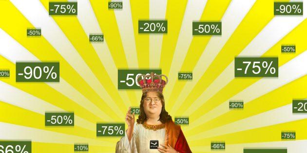 Началась зимняя распродажа в Steam и других магазинах игр
