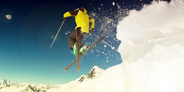 Всё, что нужно знать о горных лыжах, прежде чем идти в магазин или пункт проката