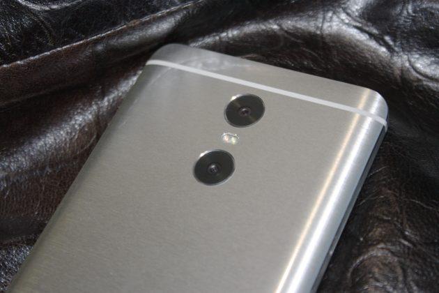 Xiaomi Redmi Pro: камера