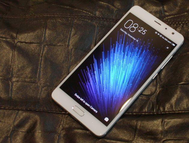 Xiaomi Redmi Pro: дисплей