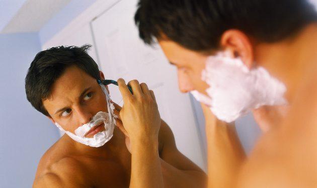 мифы о здоровье: бритье